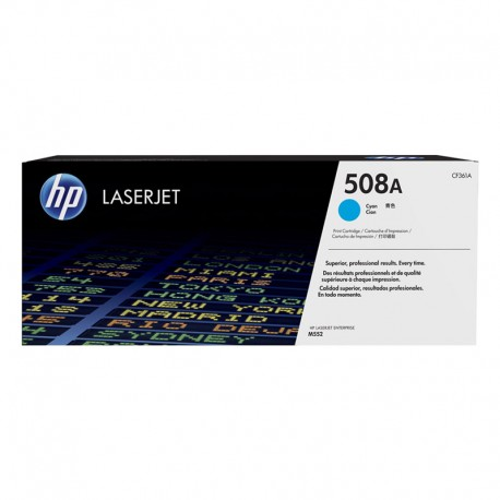 TO HP CF361A * CYAN M550 SERIES 5K PAG