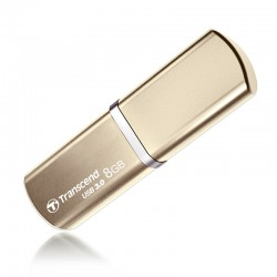 PEN DRIVE 8GB TRANSCEND 820 USB3.0 GOLD