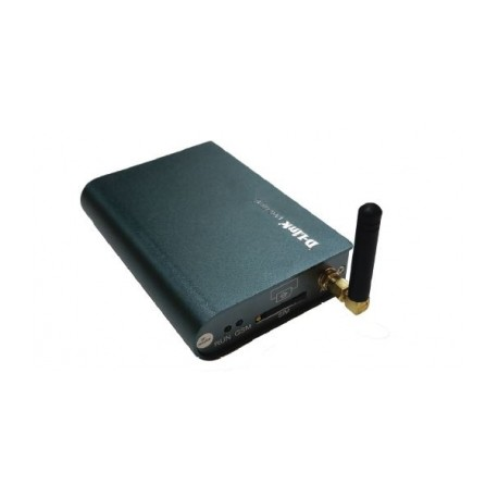 DLINK GATEWAY VOIP GSM 1 SIM CARD