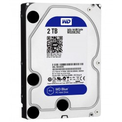 DISCO INTERNO 3.5' 2TB BLUE SATA 6G/S 540RPM
