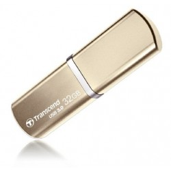 PEN DRIVE 32GB TRANSCEND 820 USB 3.0 GOLD