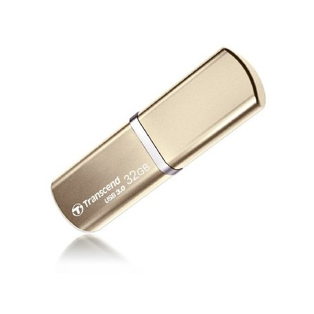 PEN DRIVE 32GB TRANSCEND 820 USB 3.0 GOLD