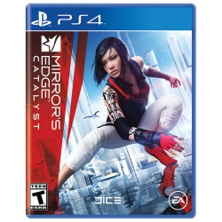 JOGO PS4 MIRROR´S EDGE CATALYST