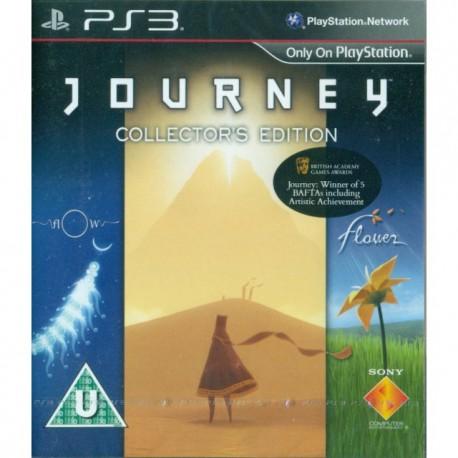 JOGO PS3 'JOURNEY COLECTORS EDITION'