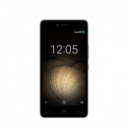 SMARTPHONE BQ AQUARIS U PLUS 4G 16+2GB DS PRETO