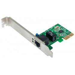 PLACA REDE PCI-E 1GBS RJ45 10/100