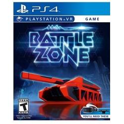 JOGO PS4 BATTLEZONE VR