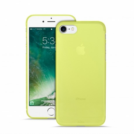 CAPA PARA IPHONE 7 ULTRASLIM LIME GREEN
