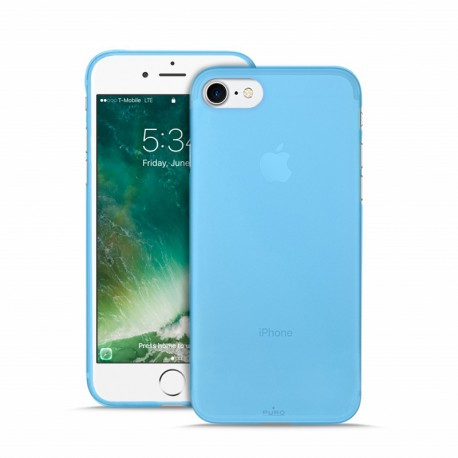 CAPA IPHONE 7 ULTRASLIM BLUE