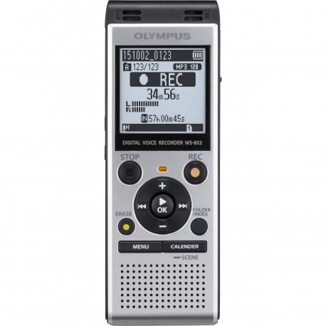GRAVADOR OLYMPUS DM-852 SILVER 4GB