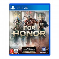 JOGO PS4 FOR HONOR