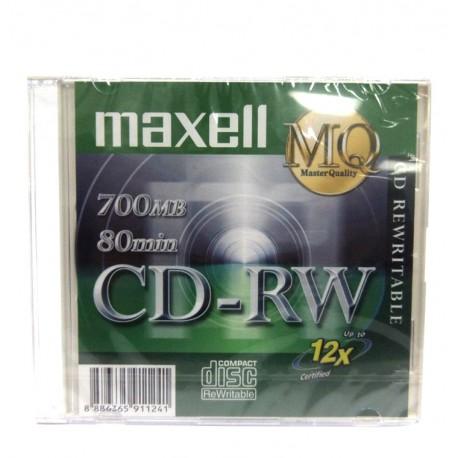 CD RW 12X CX/10