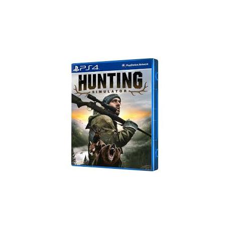 JOGO PS4 HUNTING SIMULATOR
