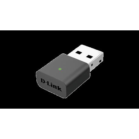 WIFI ADAPT.USB 2.0 DLINK NANO 300MBPS N