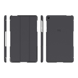 CAPA BQ M8 GREY ROCK DUO CASE