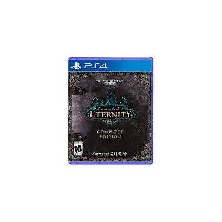 JOGO PS4 PILLARS OF ETERNITY