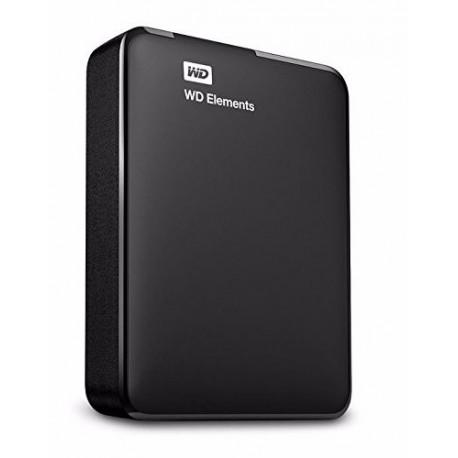 HD EXT 2.5' 2TB WD USB3.0 PORTATIL