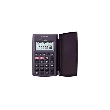 MAQ CALCULAR CASIO HL-820LV-BK