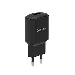 CARREGADOR QUICK CHARGE 3.0 USB