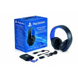 PS PS4 HS WIRELESS STEREO 2.0 BLACK
