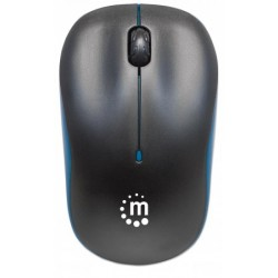 RATO WIRELESS SUCCESS PRETO/AZUL
