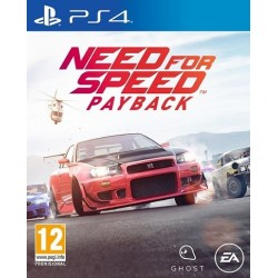 JOGO PS4 NEED FOR SPEED PAYBACK
