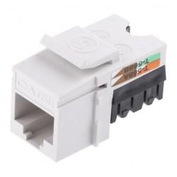 NET MODULO UTP CAT5E 110 BRAND 50/BOX