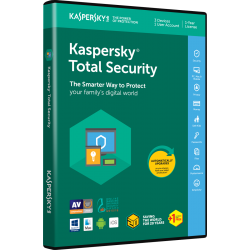 ANTIVIRUS KASPERSKY 2018 TOTAL SECURITY 4 O