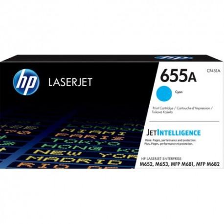 TO HP CF451A * M65X/M68X CYAN (10500)