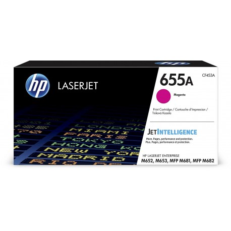 TO HP CF453A * M65X/M68X MAGENTA (10500)