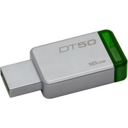 PEN DRIVE 16GB DT50 3.0 VERDE