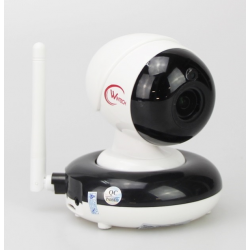 CAMERA SMART ROBOT WIFI IP 1080P 4xZOOM