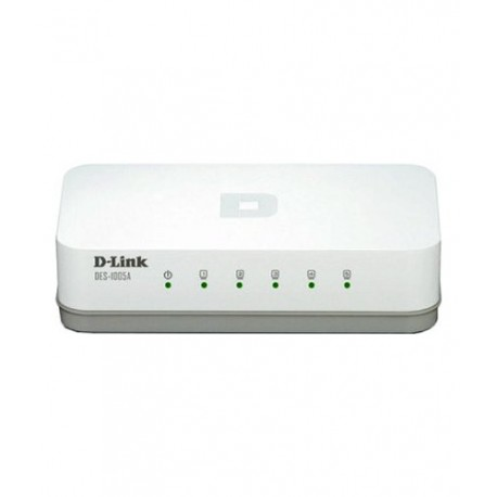 SWITCH 5 DLINK 10/100 S/GEST?O