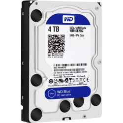 DISCO INTERNO 3.5' 4TB BLUE-SATA 6G/S 540RPM