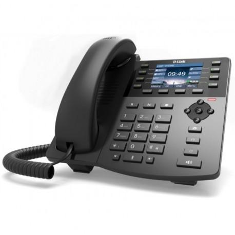 TELEFONE DLINK IP DPH-150SE F5 COM ADAPT