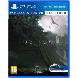 JOGO PS4 ROBINSON: THE JOURNEY VR