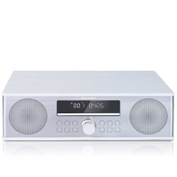 SISTEMA DE SOM ALL-IN-ONE 90W FM/CD/BT BRANCO