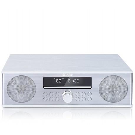 HI FI SHARP AIO 90W DAB FM CD BT WHITE