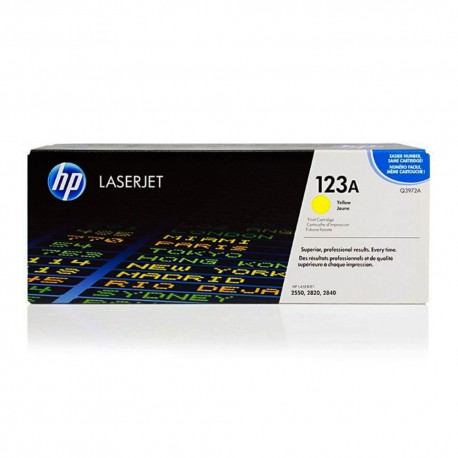 TO HP Q3972A 2550/2840 YELLOW