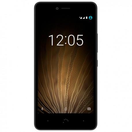 SMARTPHONE BQ U LITE 16+2GB DS PRETO/CINZA