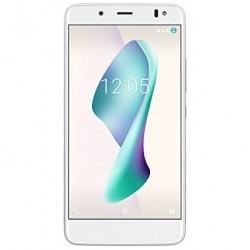 """SMARTPHONE AQUARIS V PLUS 5.5"""" 3GB RAM/32GB 4G DUAL SIM BRANCO/OURO"""