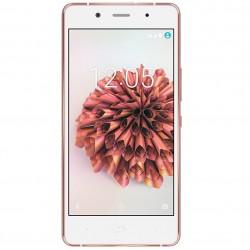 """SMARTPHONE X5 PLUS 5"""" 2GB RAM/16GB 4G DUAL SIM BRANCO/OURO ROSA"""
