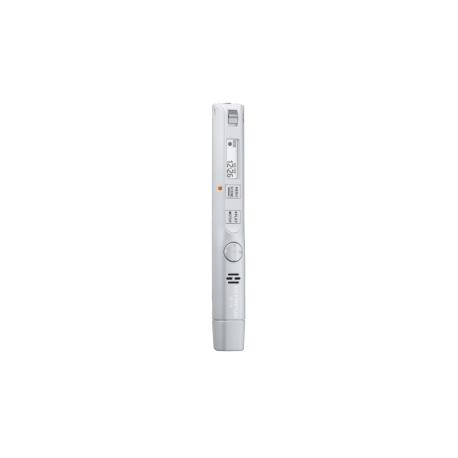 GRAVADOR VP-10 BRANCO 4GB