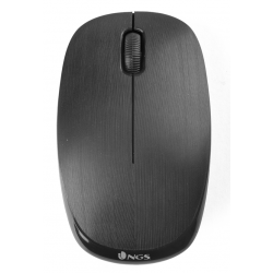 RATO WIRELESS FOG CINZA