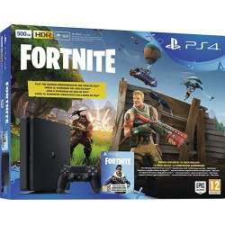 PLAYSTATION PS4 500GB FORTNITE