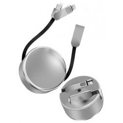 CABO USB EXTENSIVEL MICRO DADOS