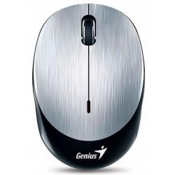 MOUSE GENIUS WIFI NX-9000BT V2 BT PRATA