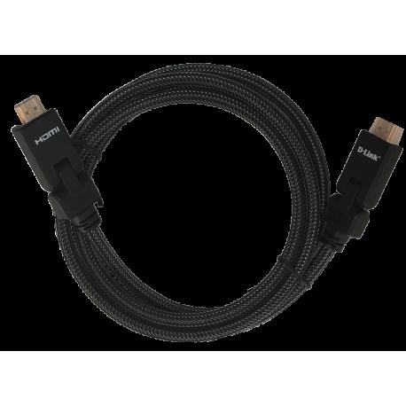 CABO HDMI 5 METROS TIPO A 2.0