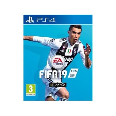 JOGO PS4 FIFA 19