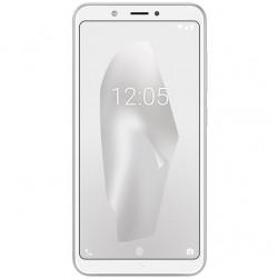 "SMARTPHONE C (5.45"") 2GB RAM/ 16GB 4G-DUAL SIM PRATEADO BRANCO"
